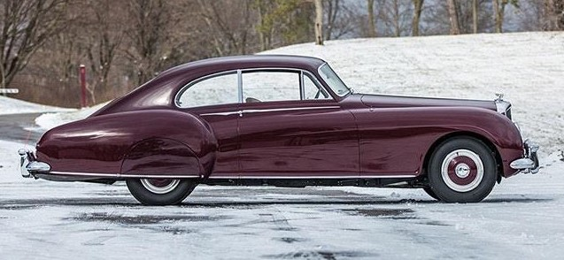 The 1954 Bentley Continental has all the desirable features | RM Sotheby's