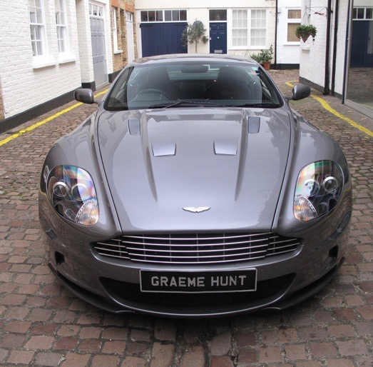 The 'Casino Royale' Aston Martin