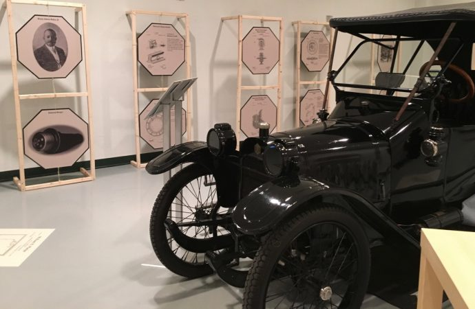 Museum features African-American automotive pioneers