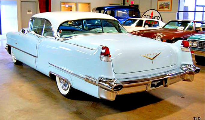 The Cadillac has had mechanical repairs to make it road worthy, the seller says