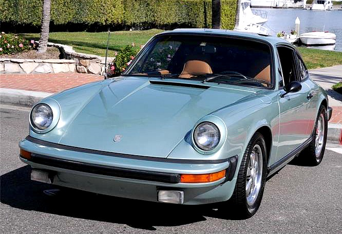 The Porsche 912E was produced for just one year as the entry-level model for the German sports-car brand