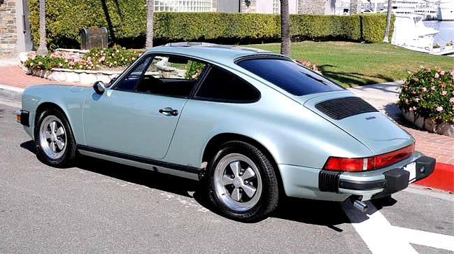 The Porsche 912E offers the style and handling of the 911 at a lower price