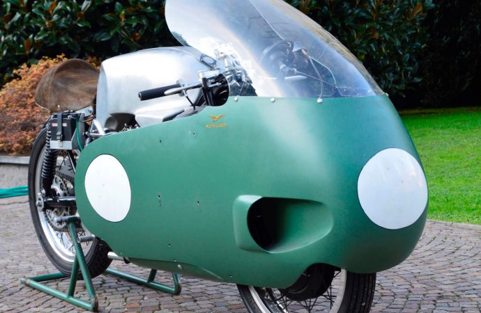 Coys readies London's first big vintage motorcycle auction