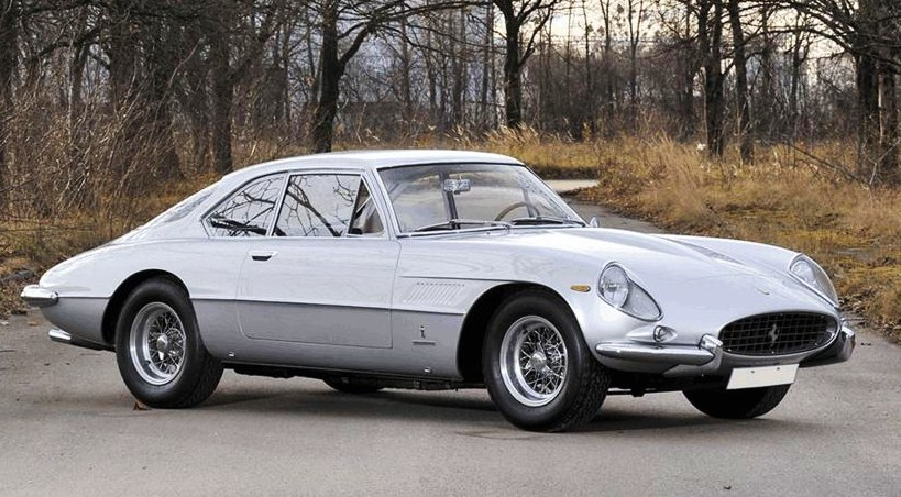 A 1962 Ferrari 400 Superamerica LWB became top seller after the auction ended