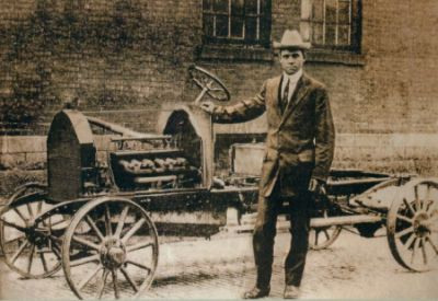 Patterson-Greenfield was only African-American produced car