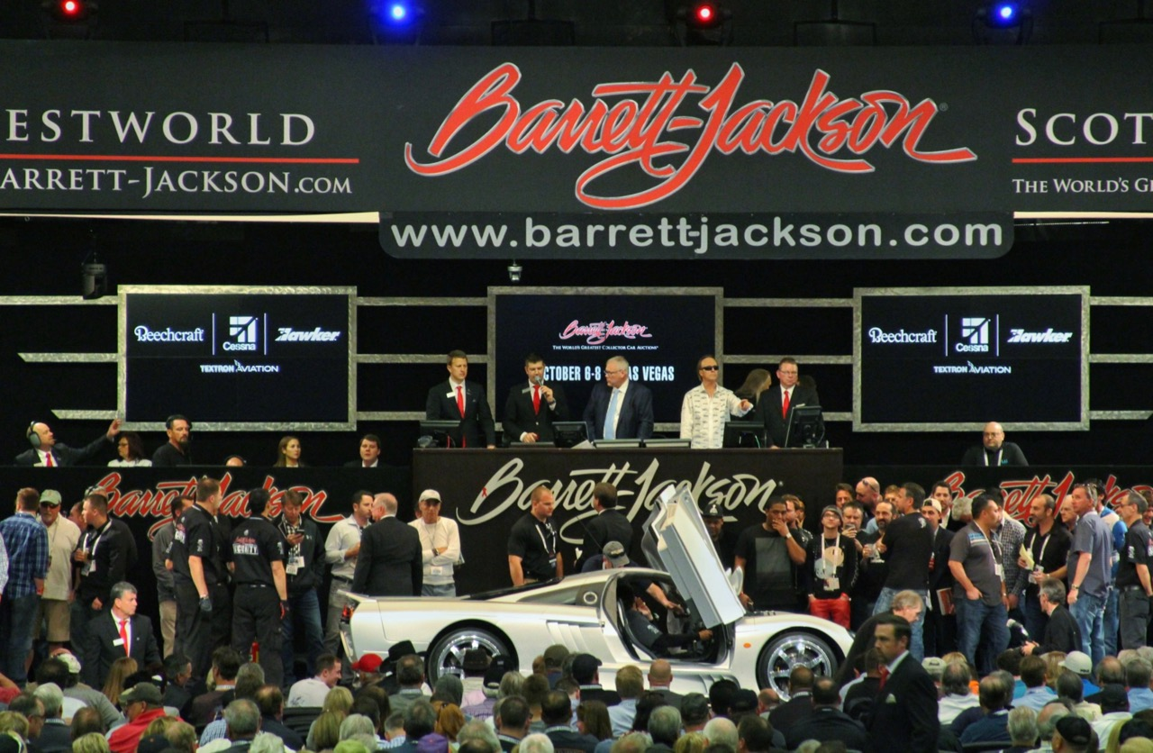 barrett jackson announces scottsdale auction 2017 dates autos post. Black Bedroom Furniture Sets. Home Design Ideas