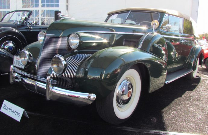 Analysis: Why some cars didn't sell during Arizona Auction Week