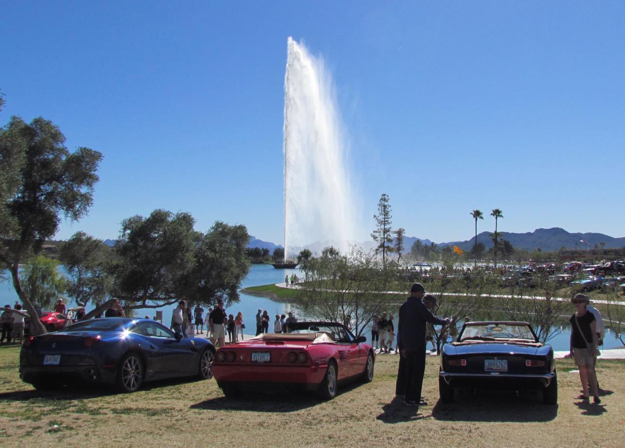 IMG ClassicCarscom Journal - Fountain hills car show