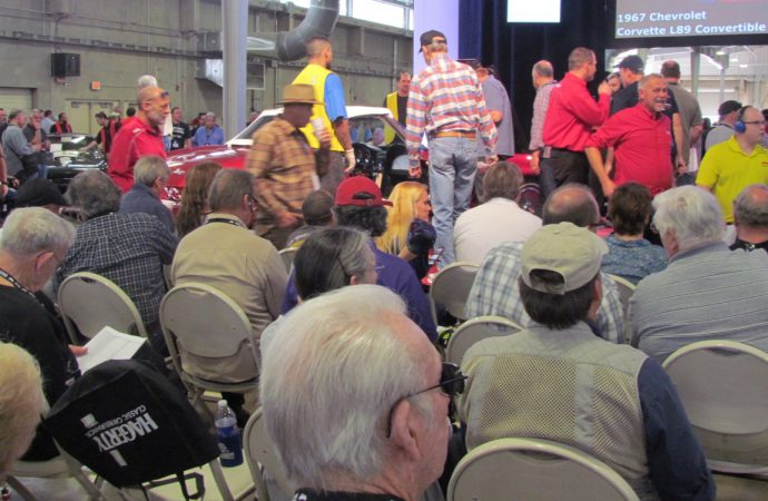 Second time's a charm for a pair of Falbo Corvettes at Leake's Oklahoma City auction