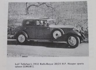 My great uncle, his Rolls-Royce, and his recipe for chicken divan