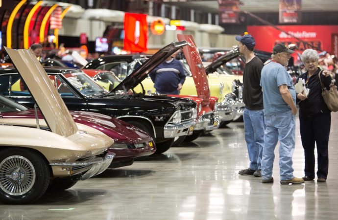 Midwestern madness awaits Mecum in Kansas City