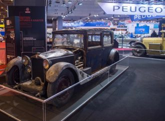 Retromobile is French for classic car indulgence