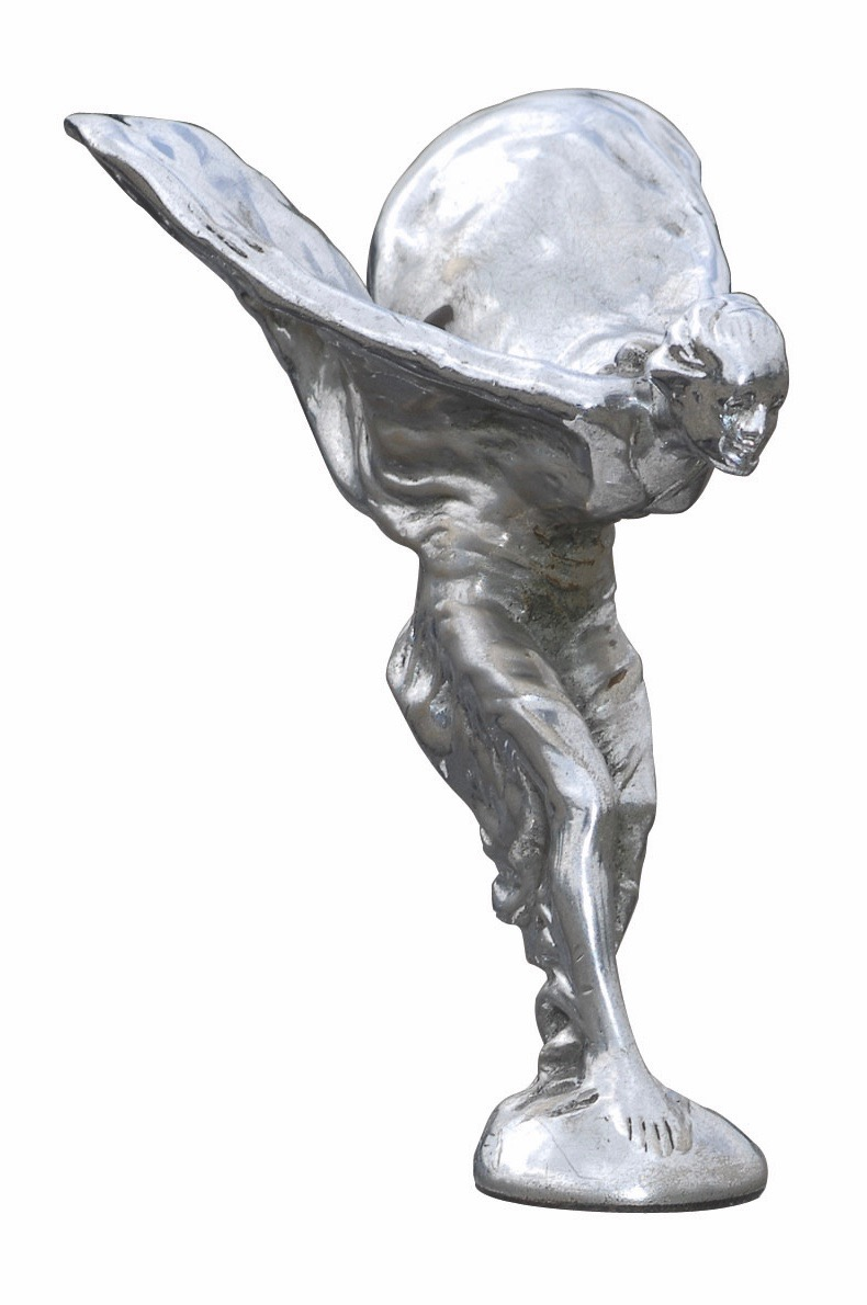 Spirit of Ecstasy sculpture   Zuma Productions photos