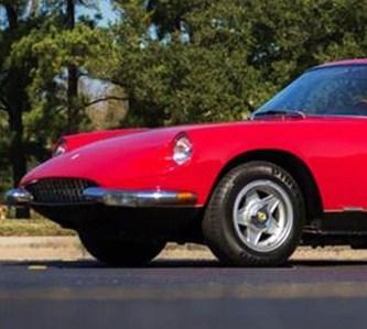 1969 Ferrari 365 2+2 coupe