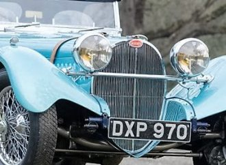 One-off 1937 Bugatti readied for Bonhams' Amelia Island auction