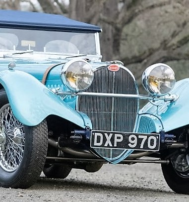 One-off 1937 Bugatti readied for Bonhams' Amelia Island auction