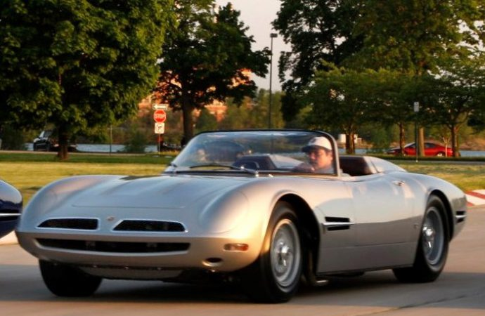 All three Bizzarrini Spyders set for Amelia Island Concours