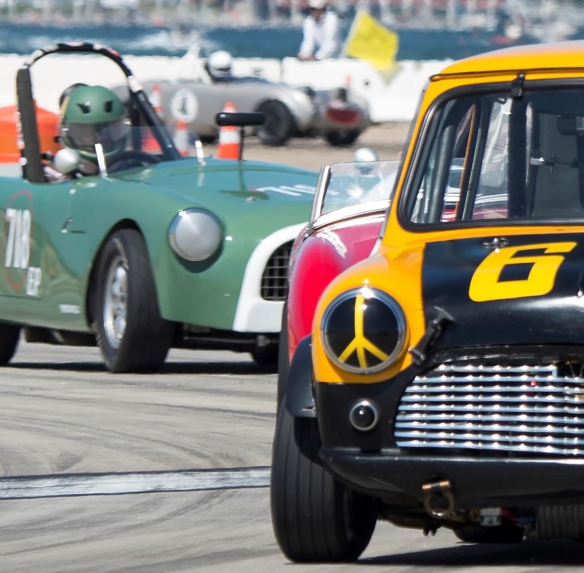 Amelia Island Vintage Racing An Important Milestone, SVRA