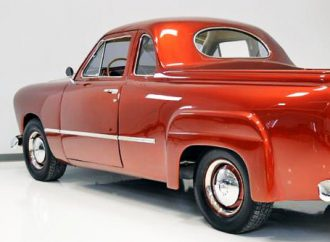 1949 Ford Utility Coupe