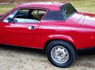 1978 Triumph TR7 coupe
