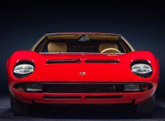 Amelia Concours marks 50th anniversary of Lamborghini Miura
