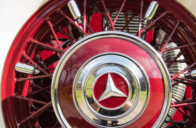 Cars of the '30s featured at Bonhams' Mercedes museum sale