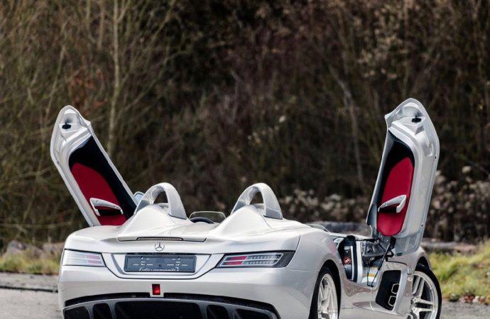 Mercedes bring top sales at both Bonhams auctions