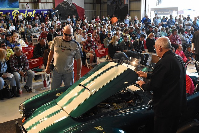 Carlisle does $3.2 million at Florida auction