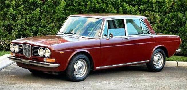 1971 Lancia 2000