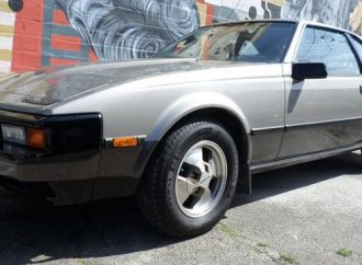 1982 Toyota Celica Supra