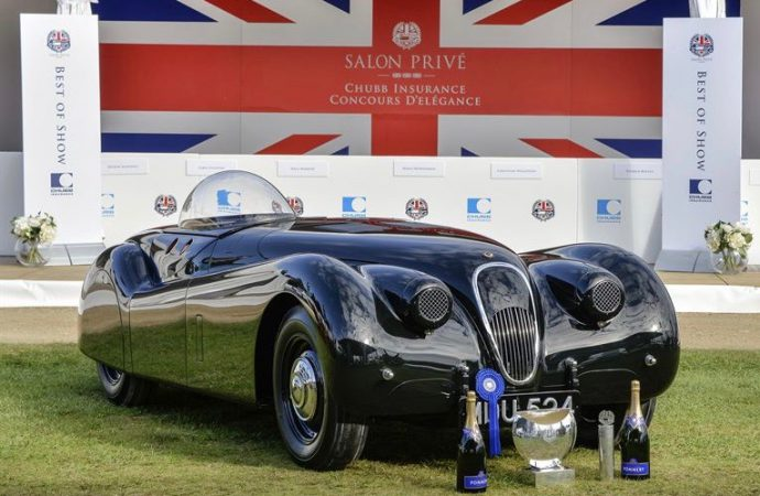 Salon Prive returns to Blenheim Palace in 2016
