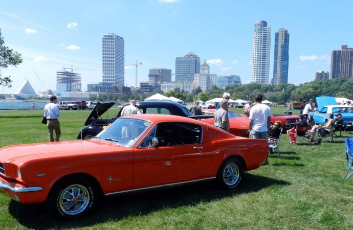 Milwaukee concours has a special 'glow'