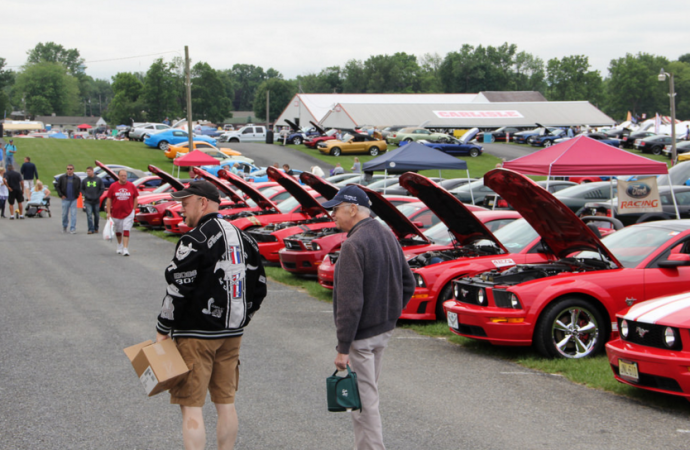 Four Ford anniversaries featured at Carlisle