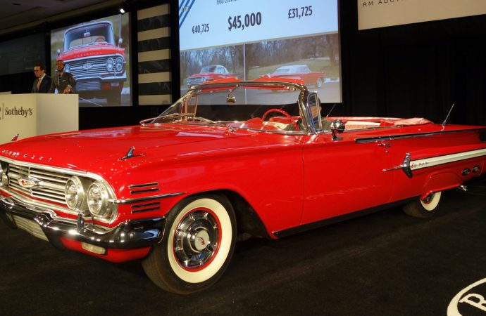 RM Sotheby's adds $38.8 million to Amelia Island auction total