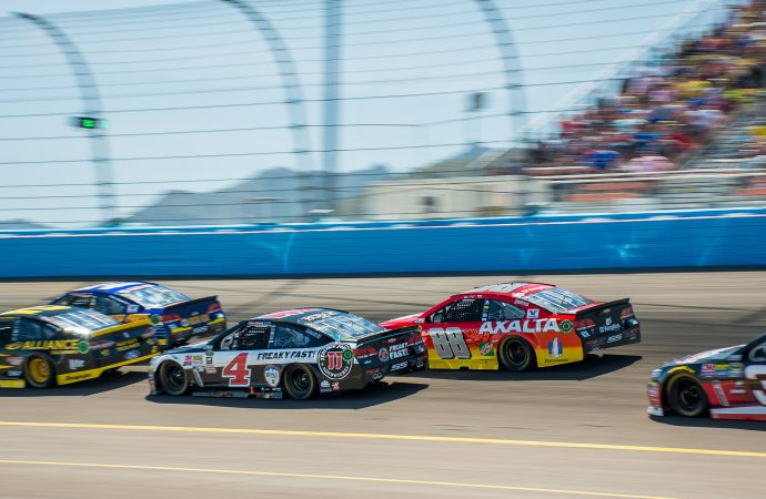 Gentlemen… Start your engines: 4 things I learned at NASCAR