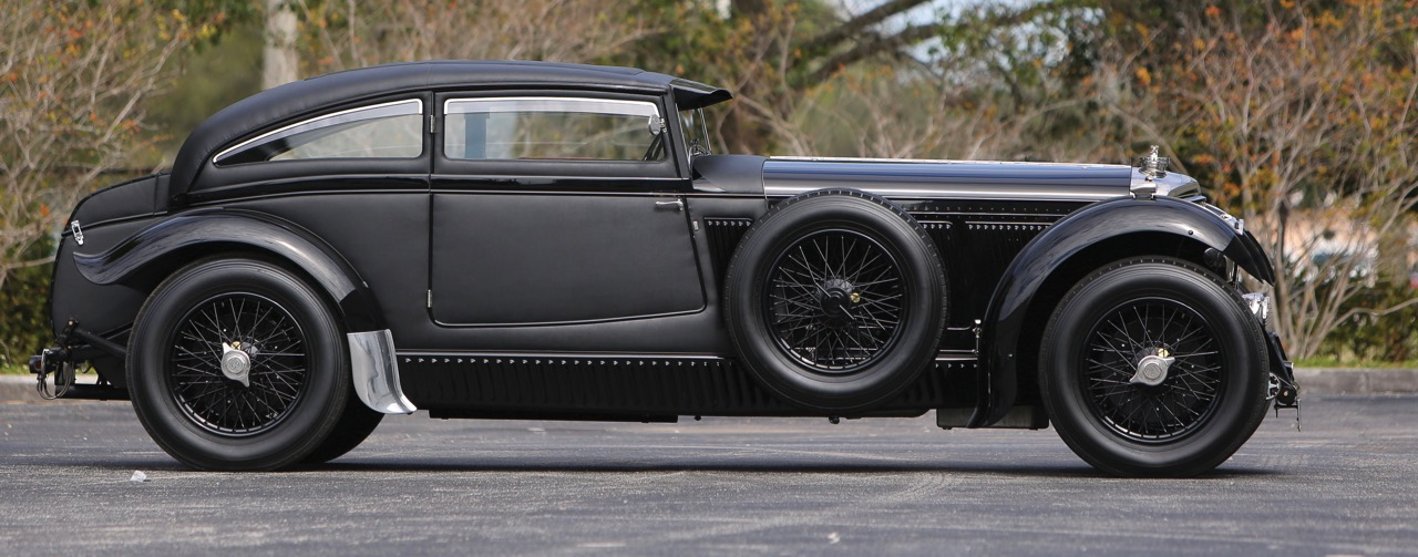 'Blue Train' Bentley is re-created by British coach builder | Ryan Merrill photo
