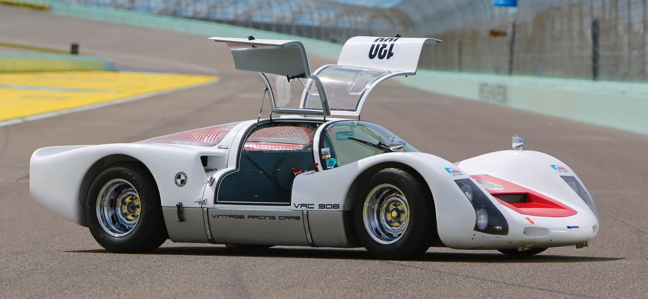 Porsche 906 re-creation comes from Argentina