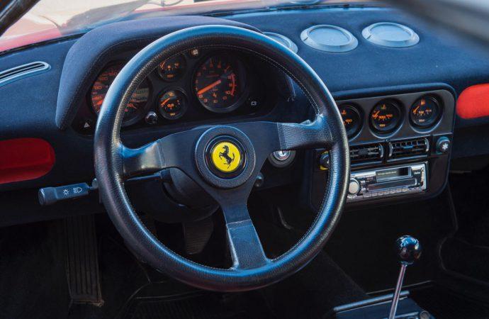 Single-family 288 GTO headlines Bonhams sale at Monaco