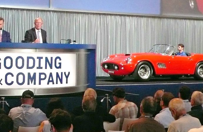 Gooding auction posts big numbers at Amelia Island
