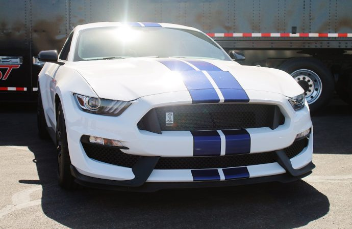 Driven: 2016 Ford Shelby Mustang GT350
