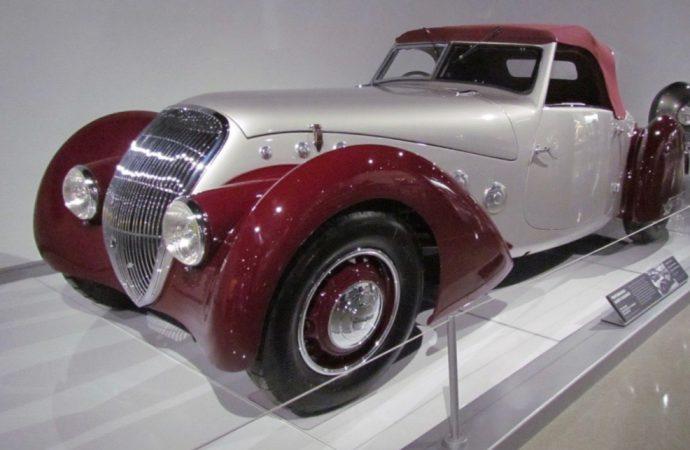 Hilton Head will feature European cars that survived WW2