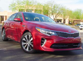 Driven: 2016 Kia Optima SX Turbo