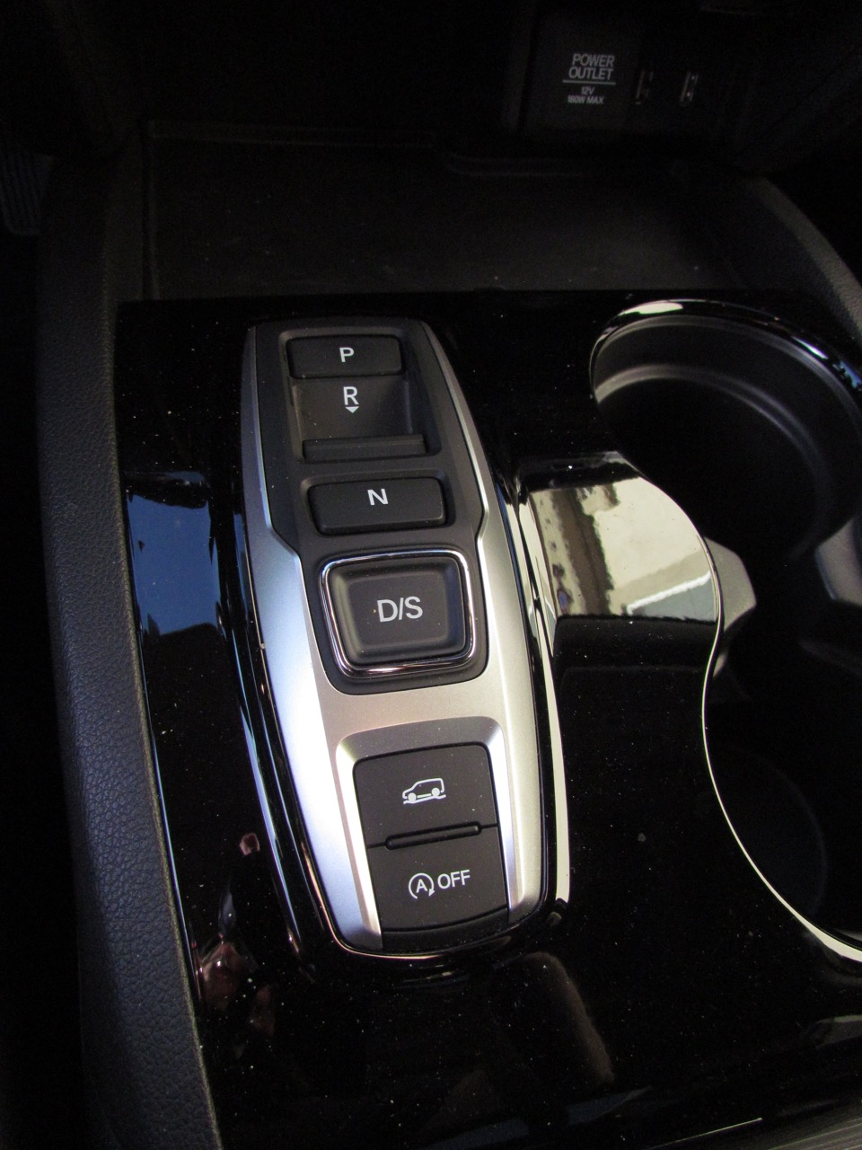 Another unusual Honda gear-shifting system