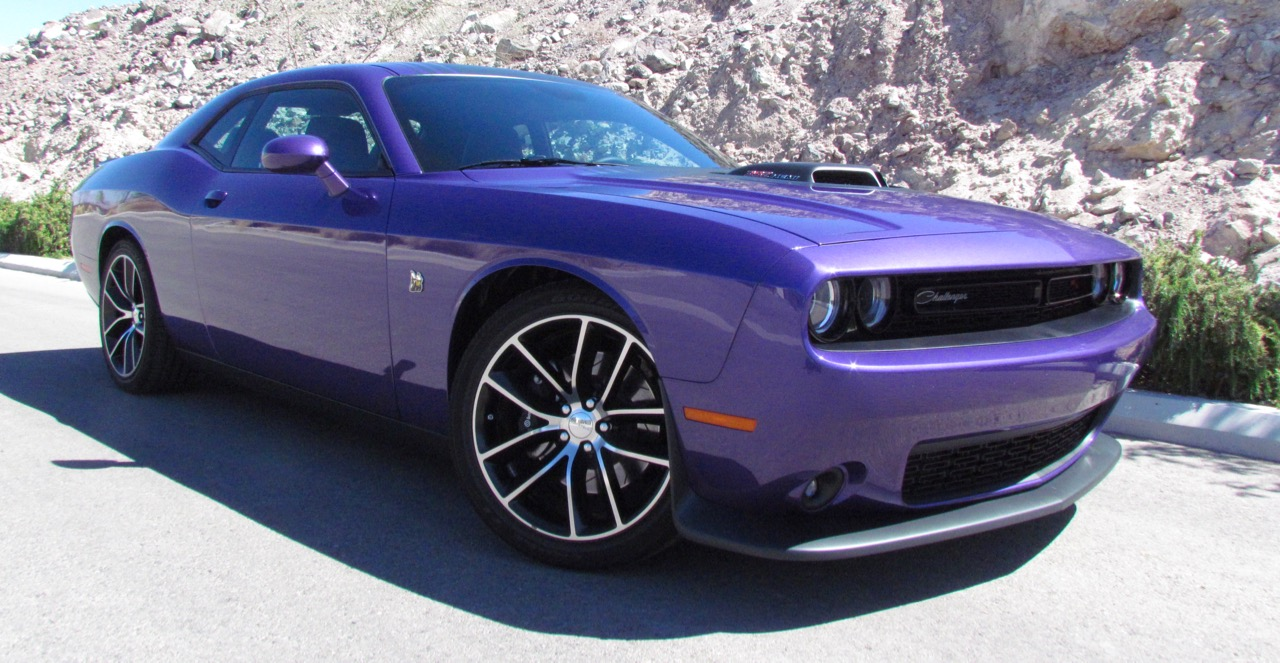 Plum Crazy Is A Dodge Heritage Hue That S Back On Some Challengers And Chargers