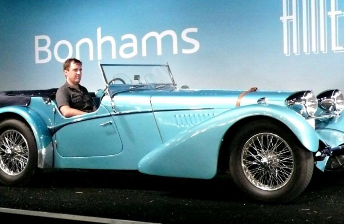 $9.735 million Bugatti paces Bonhams to big day at Amelia