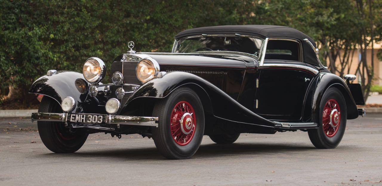 1936 Mercedes 540 K