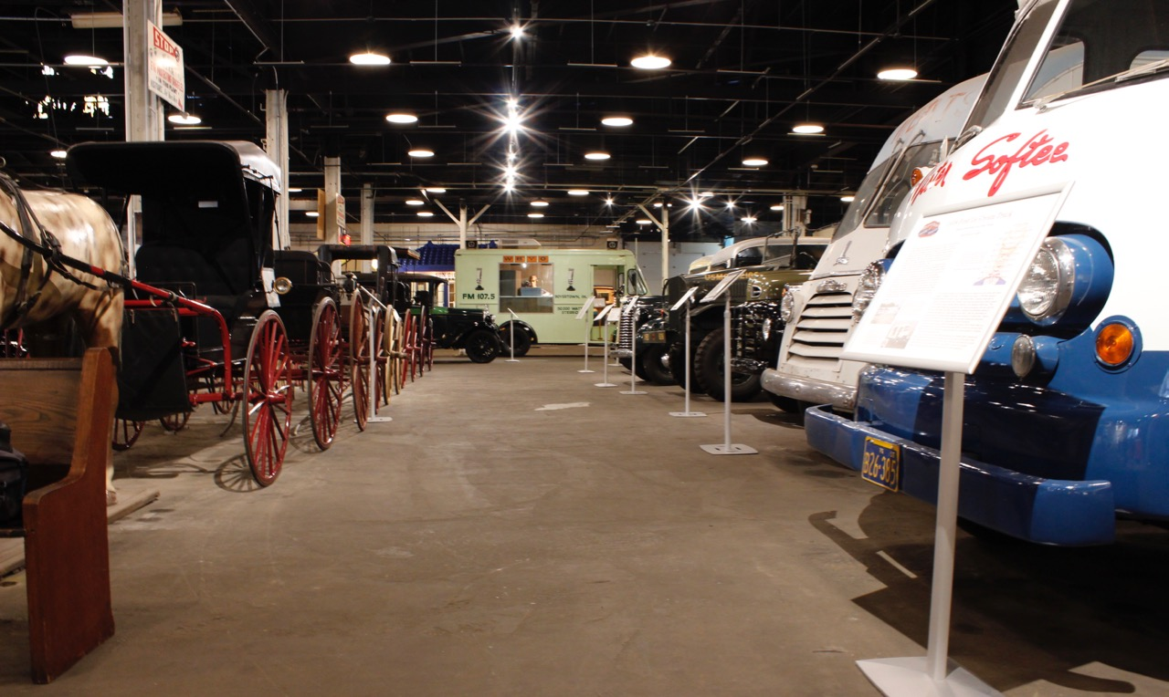 Museum features vehicles produced in southeastern Pennsylvania   Jeb Rapoport photos