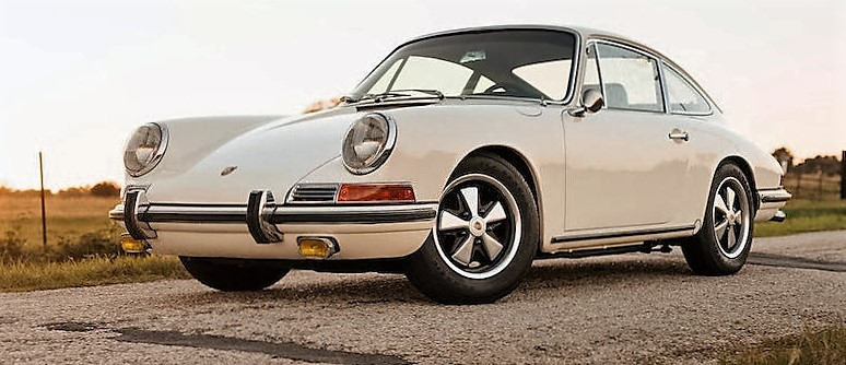 A good deal for the buyer on the 1967 Porsche 911S at Bonhams | Bonhams
