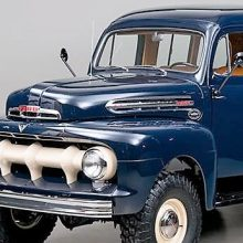 1951 Ford F1 Ranger Marmon Herrington