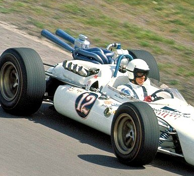Game-changing Brawner Hawk raced by Mario Andretti at Indy will appear at Amelia Island Concours in Florida